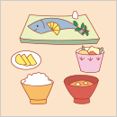 食べる'モノ'(植物抗原)