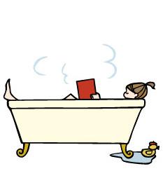 特に入浴中は、髪が温まりキューティクルが開くため、トリートメント剤が付着しやすくなります。