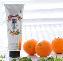 Coboジュレシャンプーオレンジ&ミントの香り