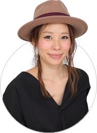 ヘア・メイクアップアーティスト進藤祐子さん