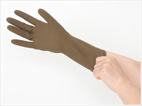 プロ用 毛染め手袋(Mサイズ:7インチ)